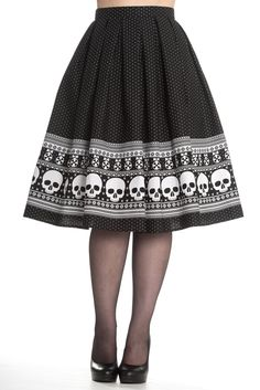 Hell Bunny Clara Rockabilly 50s Skull Skirt  https://www.amazon.com/gp/product/B01IE0SJEG/ref=as_li_qf_sp_asin_il_tl?ie=UTF8&tag=rockaclothsto-20&camp=1789&creative=9325&linkCode=as2&creativeASIN=B01IE0SJEG&linkId=744730dd6bbcd3f7806e8341e1c68fa5