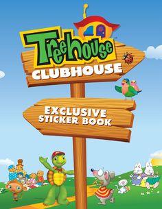 Get your exclusive sticker book!