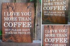 GroopDealz | I Love You More Than Coffee