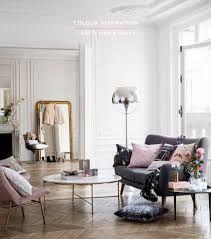 Herringbone Living Room
