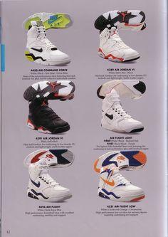 1991 Nike Catalog