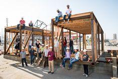 Solar Decathlon 2013: SCI-Arc & Caltech Create California-style, Zero Net Energy Bungalow