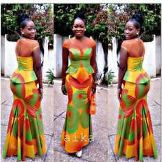 Tastefully Unique Ankara Styles: Feel The Beauty Of Different Styles And Designs Of The Ankara Fabric - Wedding Digest Naija