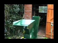 green shredder garden master 6.5hp