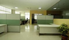 furniture of office deck