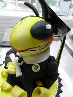 Tech Grad Cake by Karen Portaleo/ Highland Bakery, via Flickr
