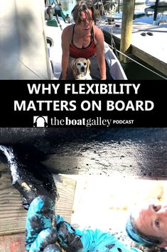 You might find yourself in tight spaces on board. Getting out of those takes strength and perspective. Learn why they're important for cruising! Boating License, Living On A Boat, I Need To Know, Keep Fit, Coast Guard, The Real World, Physical Fitness, Sailboat, Drinking Water