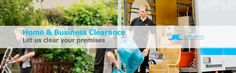 J L Clearances are based in Telford Shropshire, fully licensed Business and Homes clearance services. http://www.jlclearances.co.uk/