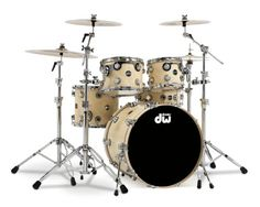 DW Drums Eco-X Drum Shell Pack with 22-Inch Bass Drum, Natural Bamboo (Cymbals and Hardware Not Included) -- Details can be found by clicking on the image.
