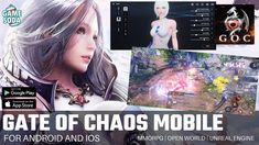 Gate of Chaos Mobile | Gameplay for Android and iOS | Unreal Engine | Gamesoda - YouTube Free Mobile Games, Unreal Engine, Google Play, Gate, Ios, Engineering, Android, Youtube, Portal