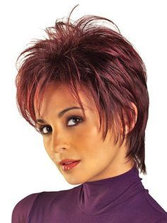 Cool Razor Cut Hairstyle