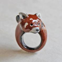 Resultado de imagem para panda ring