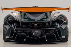 The exclusive track car of Bruce Canepa, the McLaren GTR, is the most recent edition to The Canepa Collection. This track-only model is available Ferrari F40, Maserati, Bugatti, Lamborghini Gallardo, Mclaren 650s Gt3, Mclaren P1, Mclaren Cars, Super Sport Cars, Super Cars