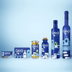 """This is """"Greece""""! on Packaging of the World - Creative Package Design Gallery"""