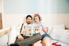 Fotografia de Gestante em São José dos Campos - Gestante Pin Up - Amor em Foco Fotografia