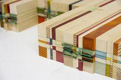 raw edges — Endgrain