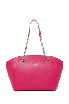 Julia Chain Strap Medium Leather Tote by Furla on @nordstrom_rack