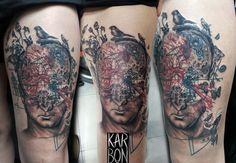 #cihanpohrenk #tattoo #ink #b&g #3d #karbontattoo #art #besiktasdövme #dövme #dovme #istanbul #moda #tarz #gun #small #weird #geometric #anatomy #head #bird #flower #kafalarkafalar #brain #beyin #slice #illustration #sanat #siyah  #tasarim #design #beşiktaş #bebek #taksim #akaretler #kadıköy #bakırköy #levent #etiler #www.karbontattoo.com