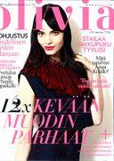 Olivia -lehden kauneustoimittaja Riikka Väänänen ilmoittaa että Skinperfect Primer Spf30 jää hänen meikkipussiinsa pysyvästi.