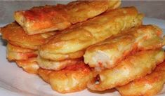 Fish Dishes, Tasty Dishes, Crab Stick, Cookbook Recipes, Sweet Desserts, Fish And Seafood, Original Recipe, Hot Dog Buns, French Toast