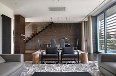 Belgrade Apartment by Aleksandar Savikin