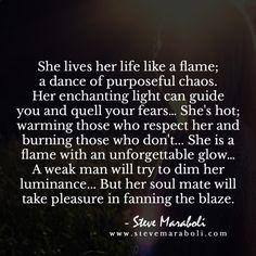 Love and Relationship Quotes - Steve Maraboli