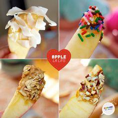 Apple La La's
