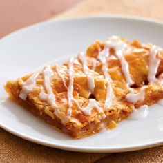 Love these easy Old-Fashioned Apple Pie Squares - The Pampered Chef®