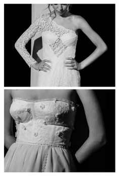 La Bianca Stromboli di Claudio di Mari: abiti da sposa Made in Sicily by @coolfstyle on @sbaam http://sba.am/b2asfb65k8o  photo credits: www.alecastelli.it
