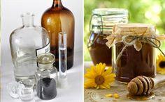 Remedios caseros que deberías tener en el botiquín de primeros auxilios Jar, Table Decorations, Bottle, Home Decor, Tan Solo, Health Magazine, Food Allergies, Decoration Home, Room Decor