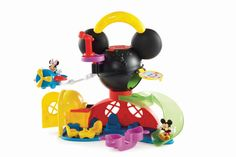BARGAIN Mickey Mouse Play Around Clubhouse £12.95 at Amazon - Gratisfaction UK Toys Land, Toys Uk, Kids Toys, Minnie Mouse Toys, Disney Mickey Mouse Clubhouse, Fisher Price Toys, Christmas Morning, Christmas Gifts, Christmas 2014