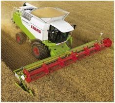 Exigencias de calidad en cosechadoras para la recolección y limpieza del grano. Condiciones atmosféricas en la cosecha, regulación e innovaciones en la máquina.