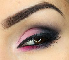 Daria Kłosowicz beauty blog: Pink and Gray
