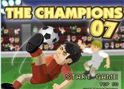 The Champions 07   Juegos de futbol - jugar gratis