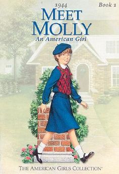 Meet Molly. The beginning of my retro obsession... Also, EXACTLY what I looked like as a child. It was uncanny.
