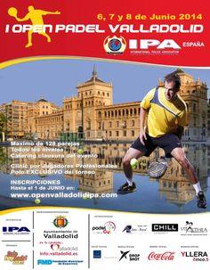 El I Open de Pádel de la Asociación Internacional de Policías (IPA) se disputará en Valladolid.   Más información: http://padelgood.com/open-de-padel-valladolid-ipa/
