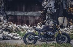 "BMW R nineT Street Tracker ""Super7"" by Onehandmade - Images by JL Photography #motorcycles #streettracker #motos 