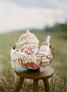 #2 on the #Fall #Wedding Must-Haves list - Cider!  Photography by meetthemccartneys.com Read more - http://www.stylemepretty.com/2013/09/26/10-fall-wedding-must-haves/