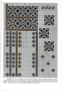 Embroidery Stitches, Embroidery Ideas, Monochrome, Mosaic, Cross Stitch, Knitting, Pattern, Necklaces, Bastille