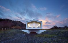 Beach House, Morar / Dualchas Architects © Andrew Lee