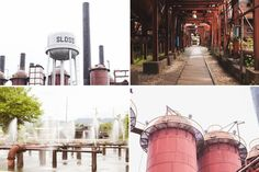 sloss furnace water tower wedding - Google Search