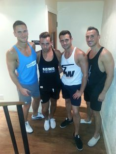 The boys from SOWO who did a fashion show at our Jennifer Charity Evening @Tarurus