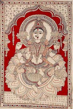 Indian Painting Styles...Kalamkari Paintings (Andhra Pradesh)-lakshmi1.jpg