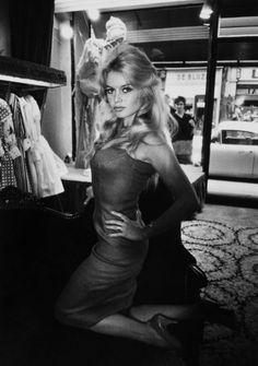 Bardot.. Style icon