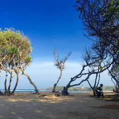 Nusa Dua Beach Bali,Indonesia.