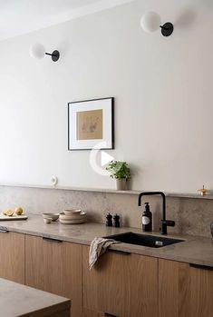 Kitchen Room Design, Kitchen Dinning, Modern Kitchen Design, Home Decor Kitchen, Interior Design Kitchen, New Kitchen, Home Kitchens, Modern Design, Dining Room