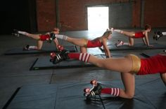 roller derby workout | Tumblr