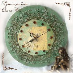"""Часы """"Соната"""" - часы,часы настенные,часы интерьерные,для дома и интерьера"""