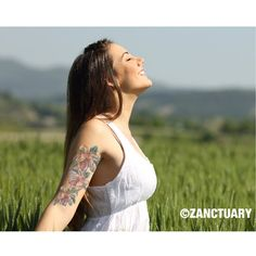 Floral Temporary Tattoo Sleeve-Flower Tattoo Sleeve-Half Tattoo Sleeve-Women Girl-Arm Forearm Shoulder Leg-Wedding Party Cover Up-ZANCTUARY