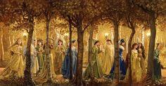 Había una vez un rey que tenía doce hermosas hijas. Todas ellas dormían en una habitación con doce camas y, cuando se iban a la cama, las puertas se cerraban con llave. Sorprendentemente, cada maña...